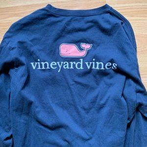 Long sleeve Vineyard vines tee